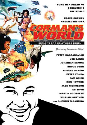 CORMAN'S WORLD BY STAPLETON,ALEX (DVD)