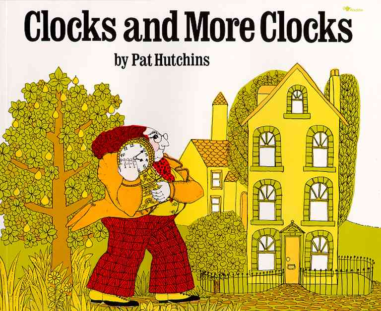 Clocks and More Clocks By Hutchins, Pat